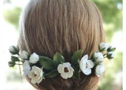 décoration coiffure fleurs LOVELY FLOWER ATELIER Talent il etait une fois dix doigts